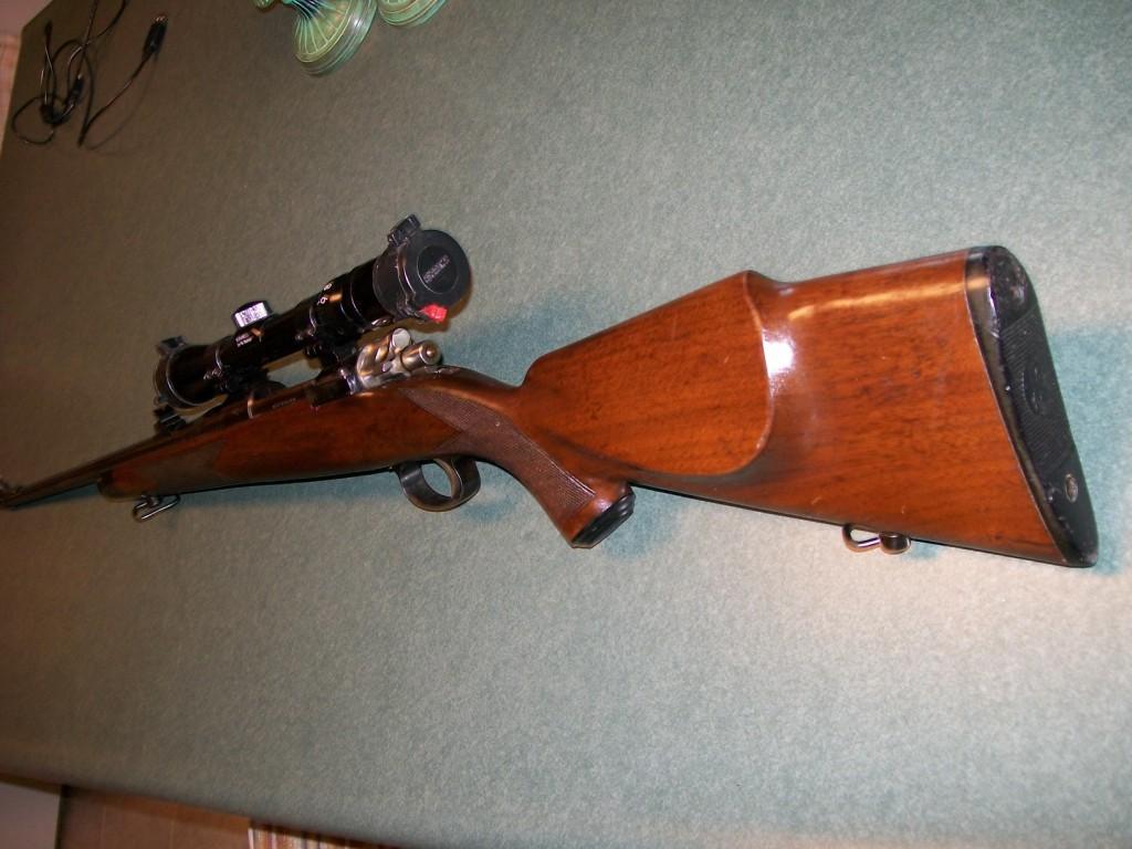 colt model 57 belgian made 30 06 rifle